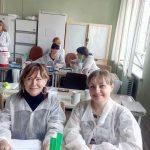 Практичний тренінг з вивчення анти-біотикочутливості.