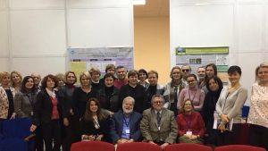 Учасники проекту UP-8 «Розповсюдження вірусу Крим-Конго геморагічної гарячки та хантавірусів в Україні та потенційна потреба диференціальної діагностики пацієнтів з підозрою на лептоспіроз»