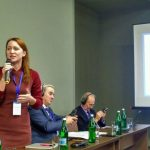 Відкриття семінару Н.Півень (МОЗ України), Донато Греко (ВООЗ), Роберт Е. Фонтейн (CDC)