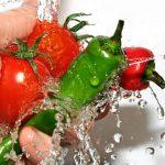 Салати з овочів - добре поживне середовище для ієрсиній.