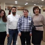 : Оксана Артемчук, Каро Палаян, Кирило Столяров, Кузьменко Олена