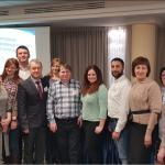 експерти ВООЗ, фахівці ДУ «ЦГЗ МОЗ України»та обласних лабораторних центрів