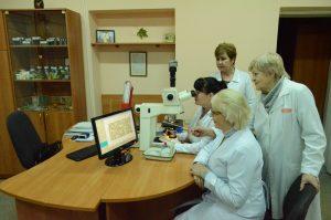 Лабораторна діагностика - мікроскопія.